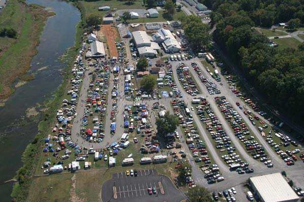 Sevier County Fair Grounds